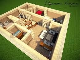 minecraft modern house interior design homes abc
