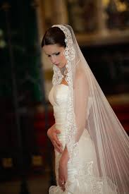 hairstyles with mantilla veil 39 stunning wedding veil headpiece ideas for your 2016 bridal