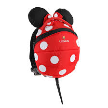 disney minnie mouse backpack toddler backpacks littlelife