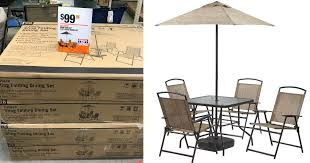 home depot memorial day sale save big on patio dining set mulch