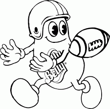 Free Printable Football Coloring Pages Coloring Home Alabama Crimson Tide Coloring Pages