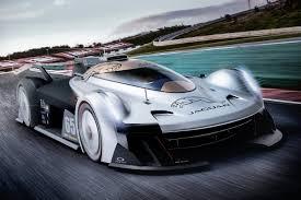 Jaguar Ss 107 The Prototype That Dreams Jaguar Back To Le Mans