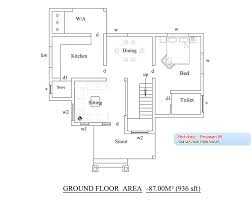 1581 square feet 3bhk kerala home design with plan home pictures