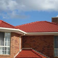 Roof Tile Colors Roof Tile Coat A Solution To Unsightly Roofs At A Fraction Of