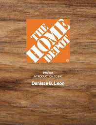 home depot black friday 2017 analysis imc 610 integrated communications plan for home depot final project