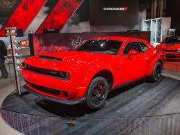 Dodge Challenger 4 Door - 2018 dodge demon 840 horsepower no waiting kelley blue book
