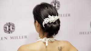 wedding hair accessories types of bridal hair accessories