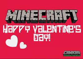 minecraft valentines happy s day minecraft machinima minecraft