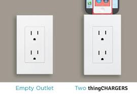 turn your boring wall outlet into a powerful charging hub for all