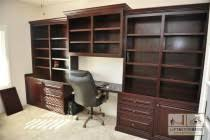 Custom Home Office Cabinets In Custom Office Furniture And Entertainment Centers Lift U0026 Stor Beds