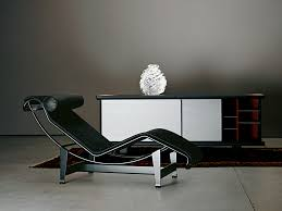 design chaise cassina lc4 chaise longue by le corbusier jeanneret