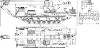 kgs 25 special tracked crane blueprint download free blueprint