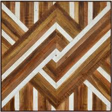 intervolve u0027 hand painted wall art framed wood panel w6327 by