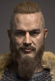 ragnar lothbrok hair artstation ragnar lothbrok dai xia ragnar hair hairstyles and