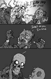 Ghost Meme - daredevil v s ghost rider marvel comics know your meme