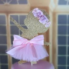 ballerina baby shower cake girl dancer cake topper baby ballerina cake topper baby