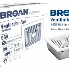 Central Bathroom Exhaust Fan Home Accessories Broan Exhaust Fans For Your Ventilation System