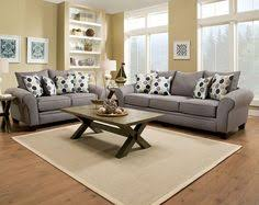 sottile gray sofa u0026 loveseat american freight for the home