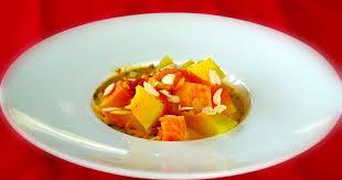 cuisiner la papaye recettes de papaye verte idées de recettes à base de papaye verte