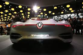 renault trezor interior renault u0027s trezor concept looks like it came straight out of dc comics