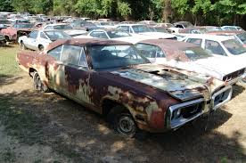 Muscle Car Barn Finds Carolina Hills Barn Find 1968 Road Runner 1965 Barracuda U2026 Don U0027t