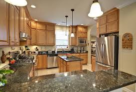 Paint Color Ideas For Kitchen With Oak Cabinets Oak Cabinet Kitchen Color Ideas Simple And Creative Tips Of
