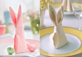 easter napkins easter napkins easter bunny from napkins diy is freda stair