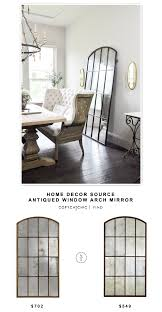 ballard designs archives copycatchic home decor source antiqued window arch mirror for 702 vs ballard designs amiel arch antiqued leaner