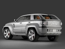 old white jeep 2007 jeep trailhawk concept supercars net