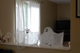 halloween decorations ghost halloween decorations 10 easy to make halloween decor