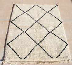 Moroccan Rugs Beni Ourain 11 Best Beni Ourain Rugs Small Images On Pinterest Beni Ourain