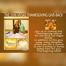 thanksgiving las vegas teach