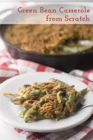 green bean casserole from scratch chattavore