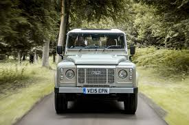 vintage range rover defender 2016 land rover defender 90 heritage review