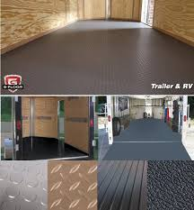 levant pattern garage tiles g floor seamless trailer floor covering available in coin diamond