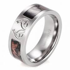 camo wedding rings for him and camo wedding ring for him matvuk