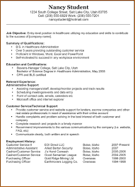 Scheduler Resume Examples by Good Examples Of Resumes Free Resume Example And Writing Download