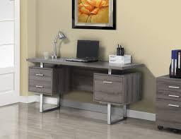 modern desks with drawers modern 60