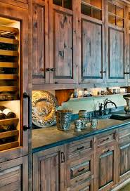 Reclaimed Wood Kitchen Cabinets Best Pictures Of Kitchen Cabinet Color Ideas From Top Designers