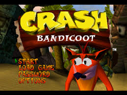 play crash bandicoot sony playstation online play retro games
