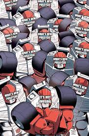 Swerve Memes - mtmte 43 swerve tells another story cover edition transformers