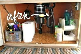garbage can under the sink small kitchen trash cans under sink garbage can incredible