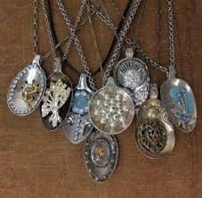 Diy Garden And Crafts - 283 best silverware crafts images on pinterest spoon ornaments