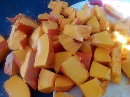 comment cuisiner un potimarron comment peler une citrouille potimarron butternut potimarron