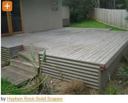 59 best deck underpinning skirting images on pinterest deck