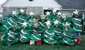 Christmas Tree Costume For Kids - christmas traditions funny photos at womansday com