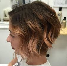 fine hair ombre 30 short ombre hair options for your cropped locks in 2018