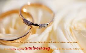 Happy Wedding Anniversary Wishes For Happy Anniversary Pictures Quotes And Wishes Freshmorningquotes