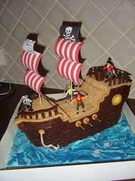 pirate birthday cake ideas for boys