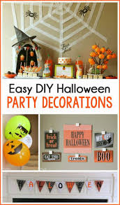 Halloween Decoration Party Ideas 588 Best Halloween Decorations Food Crafts Images On